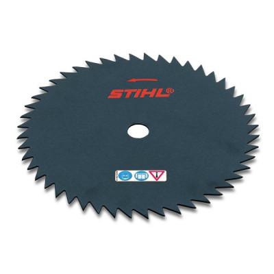 Пильный диск с остроугольными зубьями Stihl , 200 мм для мотокос FS 120/130/250