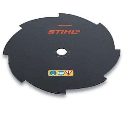 Режущий диск для травы Stihl, восемь зубьев, 255 мм