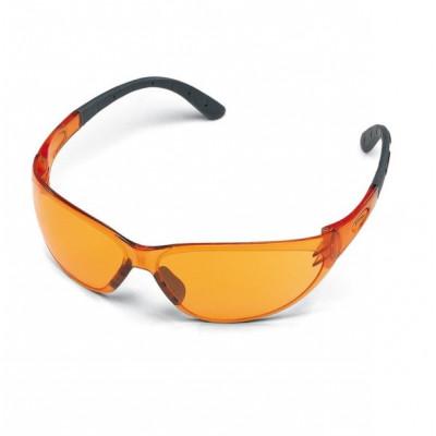 Защитные очки Stihl Contrast, оранжевые