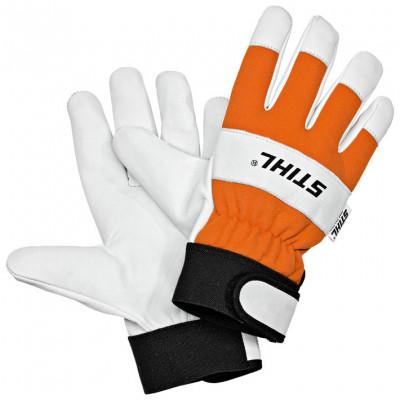 Рабочие перчатки Stihl SPECIAL из козьей кожи, размер S