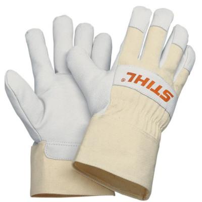 Рабочие перчатки Stihl из свиной кожи и хлопка
