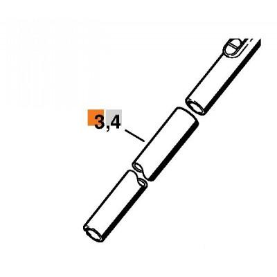 Штанга пластмассовая Stihl SE 60/SE60E (2шт)