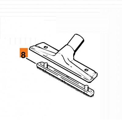 Сменная щетина для щетки Stihl SE 61-122Е, 330мм