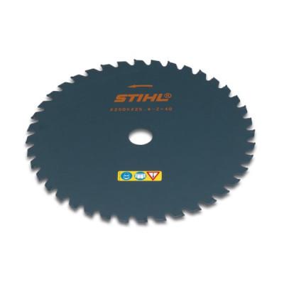Пильный диск Stihl 250 мм для мотокос FS-300-550