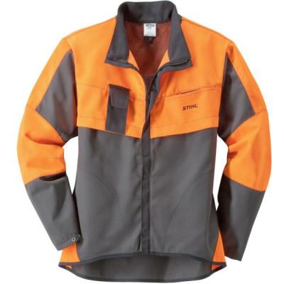 Куртка Stihl ECONOMY PLUS, Антрацит-оранжевый, размер M