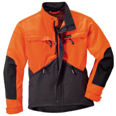Куртка Stihl DYNAMIC, Антрацит-оранжевый, размер XL