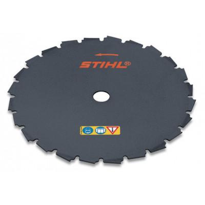 Пильный диск Stihl с долотообразными зубьями 225мм