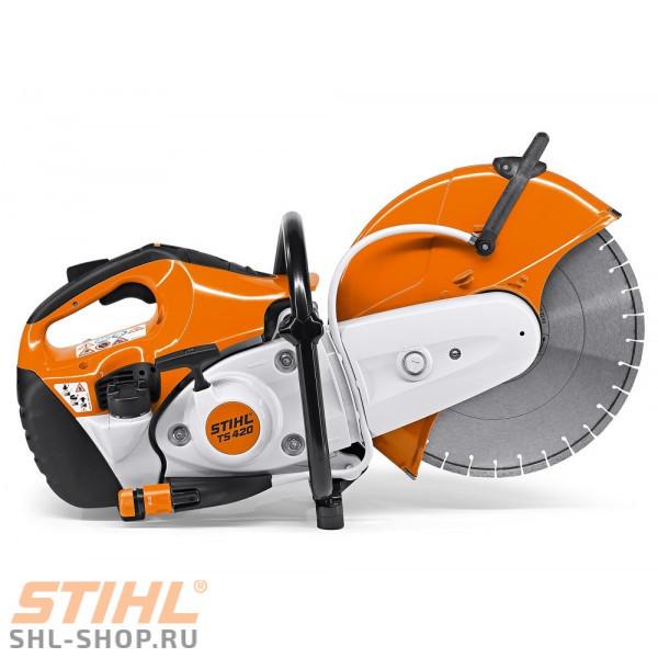 TS 420 42380112810 в фирменном магазине Stihl