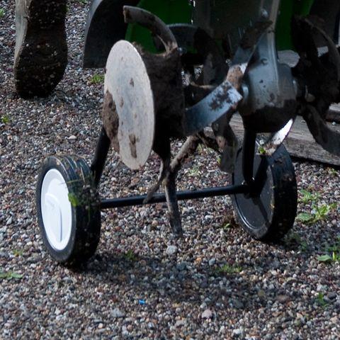 Два колеса для транспортировки