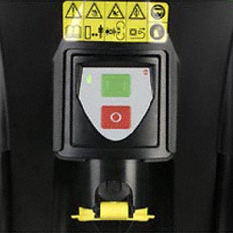 Кнопочный выключатель с пленочным покрытием
