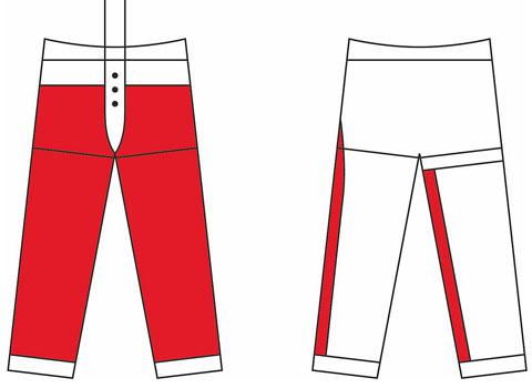Зона защиты от прорезания (Дизайн A)
