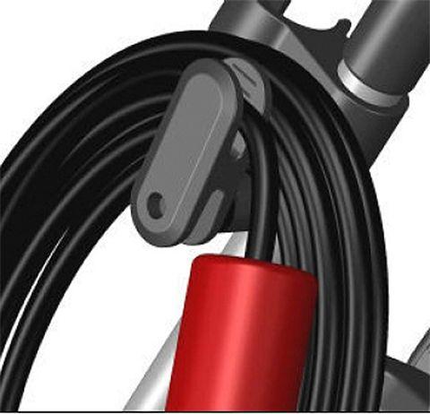 Система быстрой фиксации сетевого кабеля