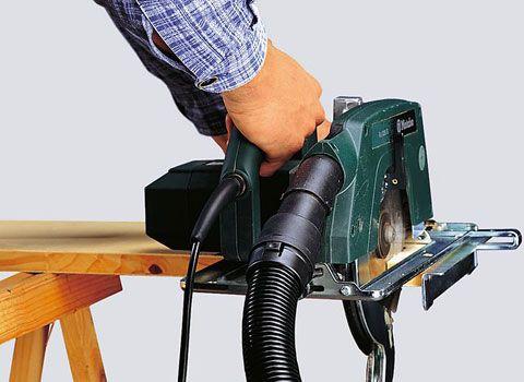 Автоматика включения и розетка для электроинструмента